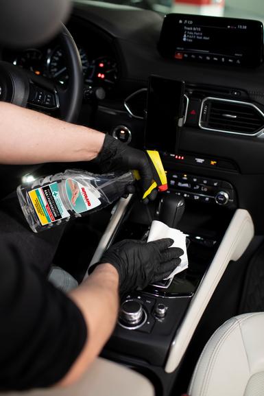 Igienizant universal pentru maini si suprafete, Bio-Clean Max, Autoland, 750 ml 4