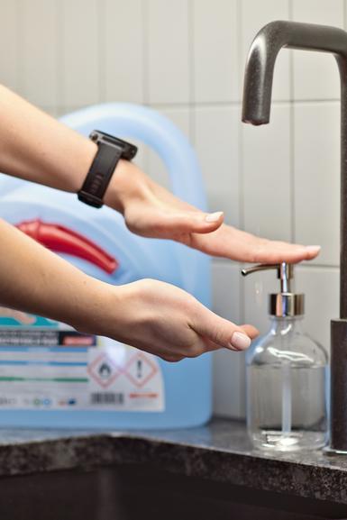 Igienizant universal pentru maini si suprafete, Bio-Clean Max rezerva, Autoland, 750 ml 6