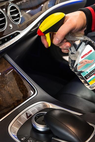 Igienizant universal pentru maini si suprafete, Bio-Clean Max, Autoland, 750 ml 1