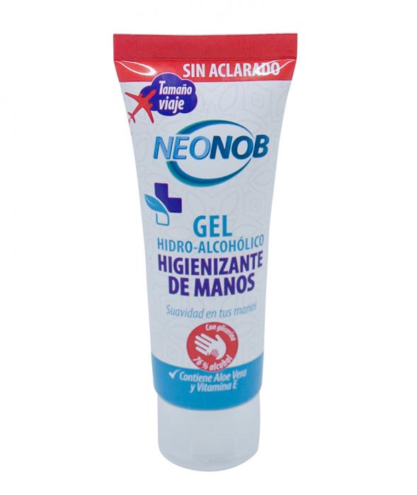 Gel igienizant pentru maini cu alcool 72%, gel hidroalcoolic, 75 ml [1]