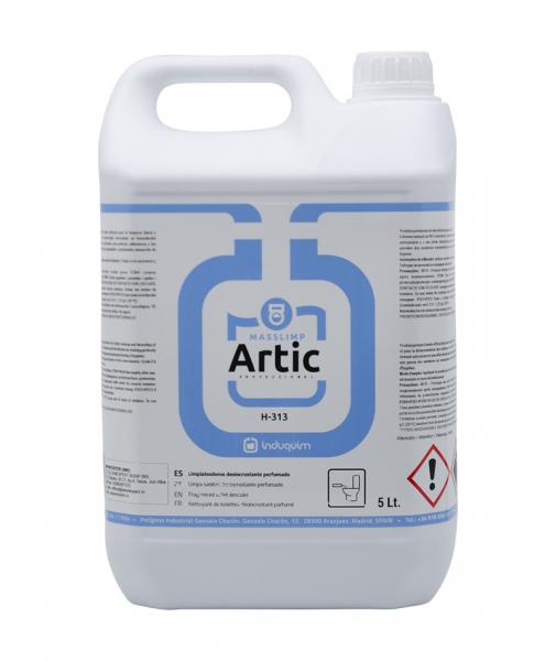 Gel Wc Anticalcar Artic, 5 L [0]