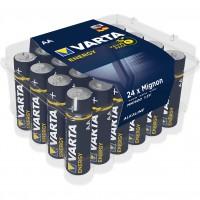 Baterii alcaline AA VARTA Energy, 24 bucati [0]