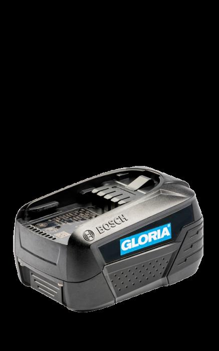 GLORIA MultiJet 18V - baterie reincarcabila BOSCH 18V, 4.0 Ah [0]