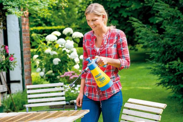 GLORIA  Pulverizator Spray&Paint Compact 1,25L 2