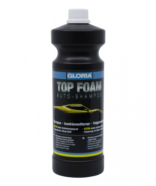 GLORIA Sampon auto Top Foam, 1 L 0