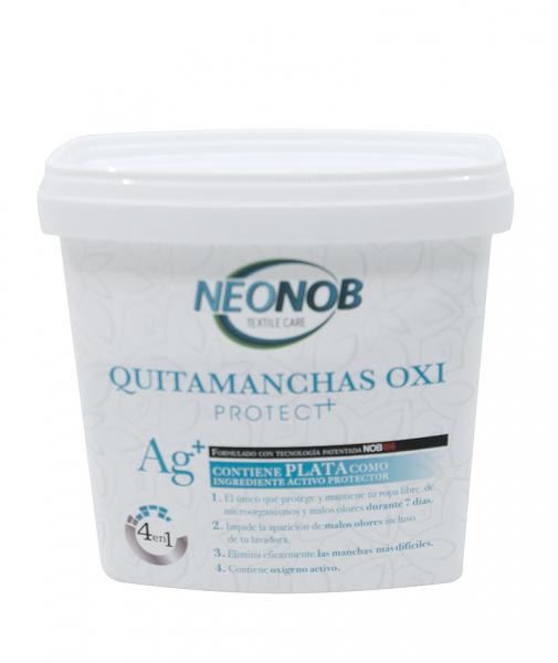 Pudra igienizanta pentru indepartarea petelor cu ioni de argint, 4 in 1,  Neonob, 500g [0]