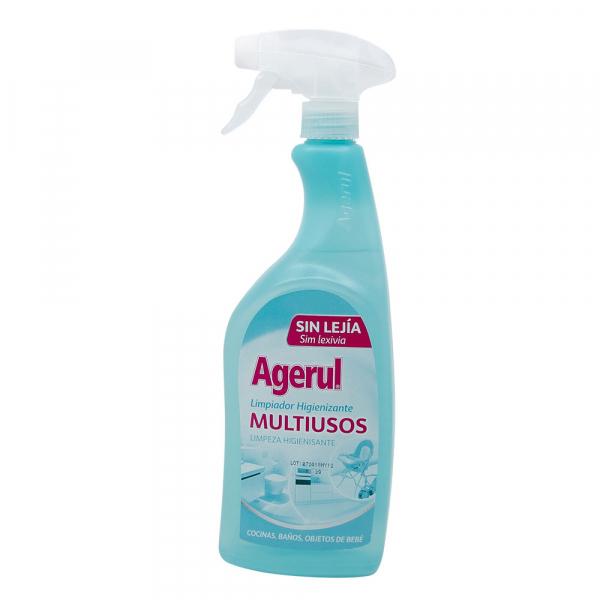 Detergent uz universal cu efect igienizant, Agerul, 750 ml 0