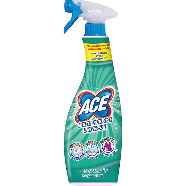 Spray universal Ace, Fresh, 650 ml 0