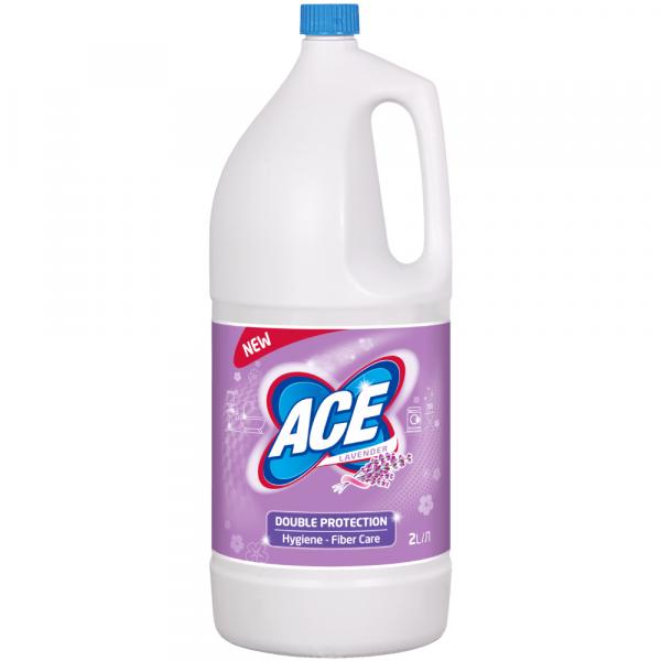 Inalbitor parfumat Ace Lavanda cu clor, 2 l [0]