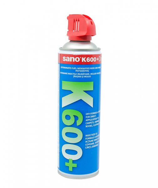 Insecticid  Sano K600+ uscat, 500 ml 0