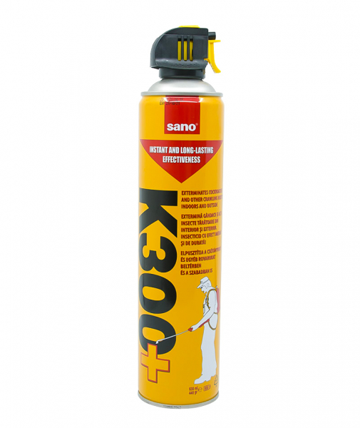 Insecticid  Sano K300+ uscat, 630 ml 0