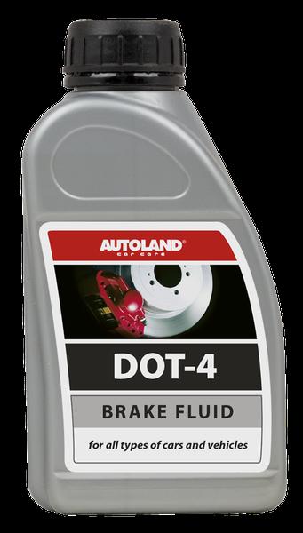 Lichid frana DOT 4, Autoland, 450 ml [0]