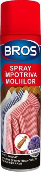 Spray impotriva molilor, Bros, 150 ml 0