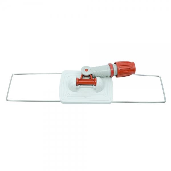 Mecanism metalic pentru mopuri cu buzunare, gri, 40 cm 0