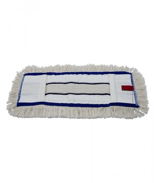 Mop plat cu buzunar bumbac si microfibra, 40 cm [1]