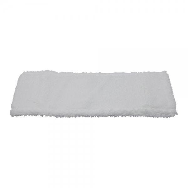 Mop plat microfibra cu buzunare, 40 cm 0