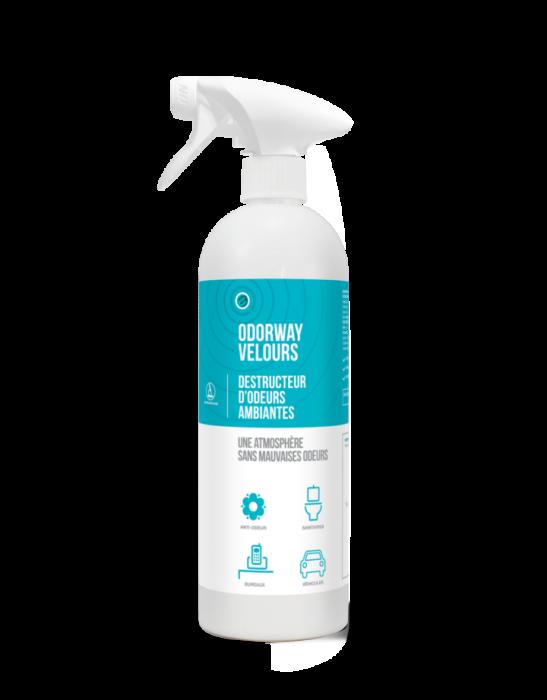 Neutralizator mirosuri neplacute, ODORWAY VELVET, 750 ml [0]