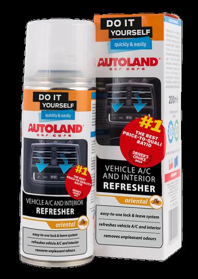 Odorizant aer conditionat si interior auto, Oriental, Autoland, 200 ml 0