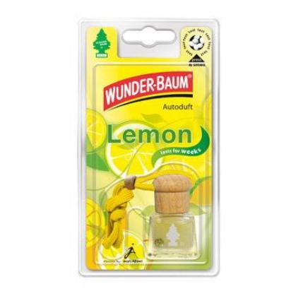 Odorizant auto Wunder-Baum, sticluta, Lemon 0
