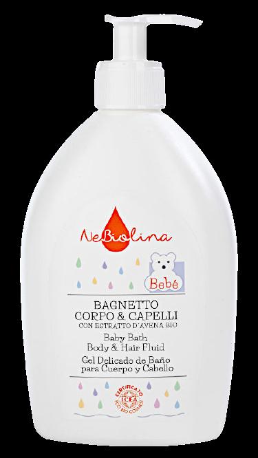 Pachet Nebiolina  Bio Baby Care [4]