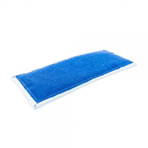 Pad microfibra pentru curatare geam, 12 x 25 cm 2