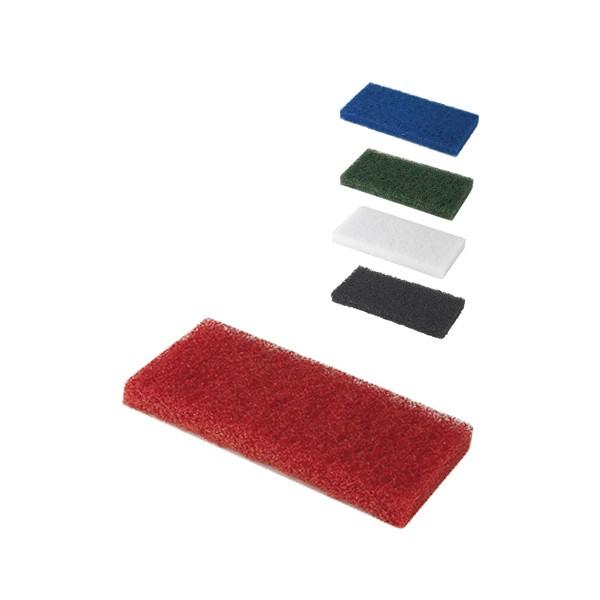Pad fibra abraziva XXL, rosu, 12 x 25 cm 0