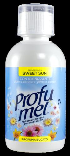 Parfum rufe Italia, concentrat, igienizant, PROFUMEL, Sweet Sun – 250 ml 0