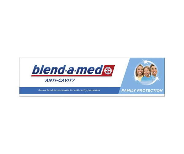Pasta de dinti Blend-a-med Anti-Cavity, Family Protection, 100 ml 0