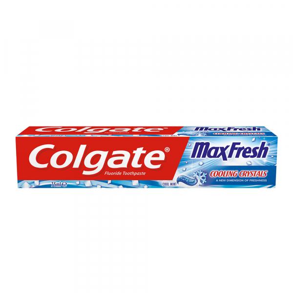 Pasta de dinti Colgate MaxFresh, Cooling Crystals, 75ml 0