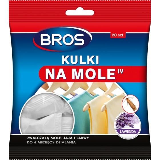 Pastile parfumate antimolii, Bros, 20 buc/set [0]
