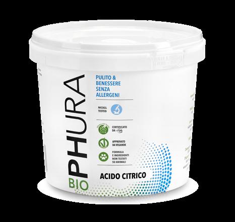 Acid citric, Biophura, 500g 0