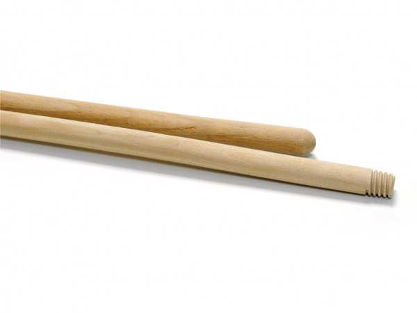 Coada lemn de fag cu filet, 120 cm [0]