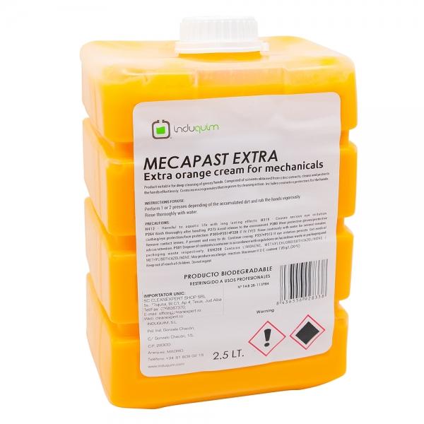 Pasta pentru curatarea mainilor, Mecapast Extra, 2.5 L 0