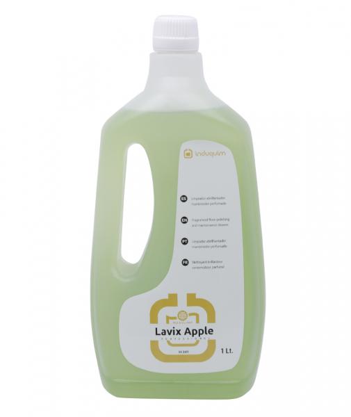 Detergent pardoseala cu ceara, Lavix Apple, 1 L 0