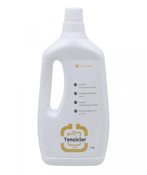 Detergent degresant cu clor, Tensiclor, 1 L 0