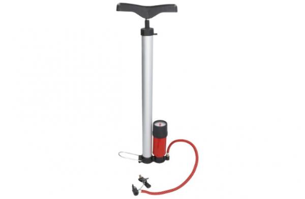 Pompa de umflat cu manometru, 6atm, MMT S471 007 0