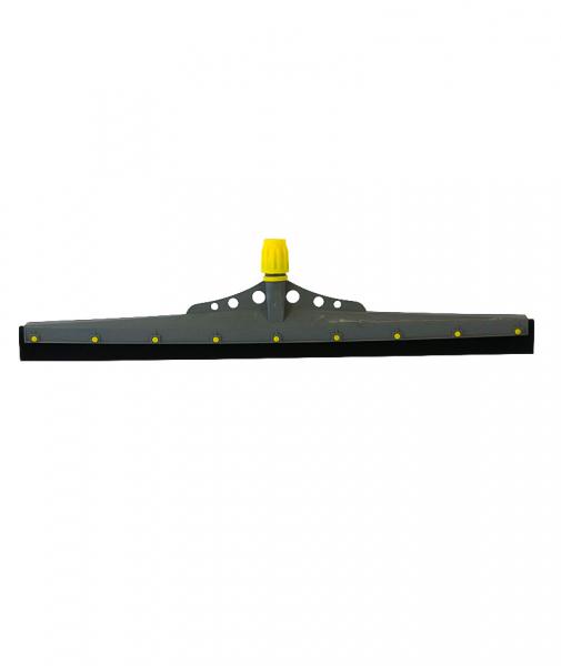 Racleta pardoseala plastic 75 cm, galbena [0]