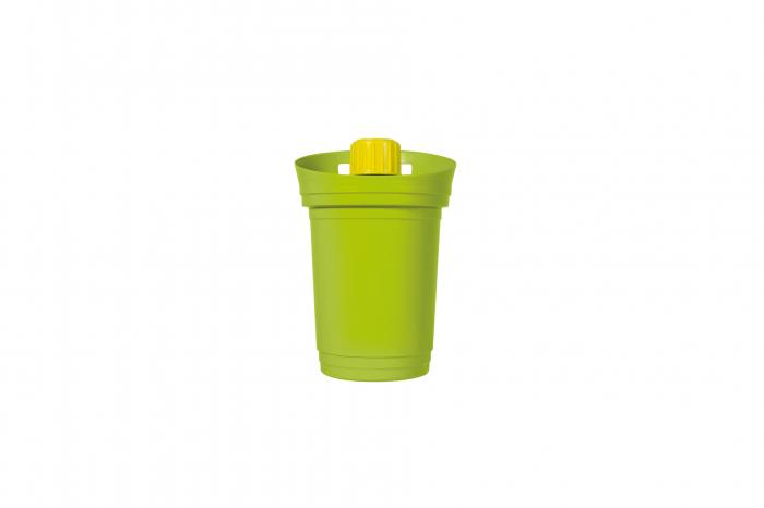 Recipient colectare ulei uzat, verde, 3 L [5]