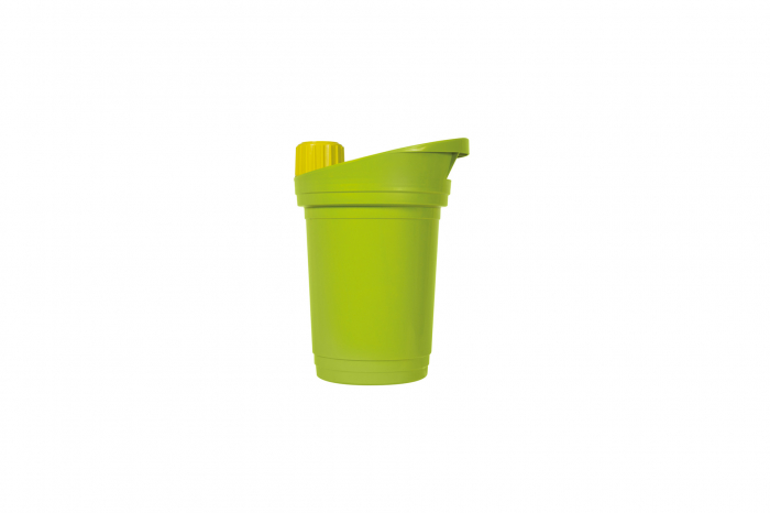 Recipient colectare ulei uzat, verde, 3 L [0]