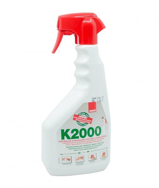 Insecticid  Sano K2000 cu pulverizator, 750 ml 0