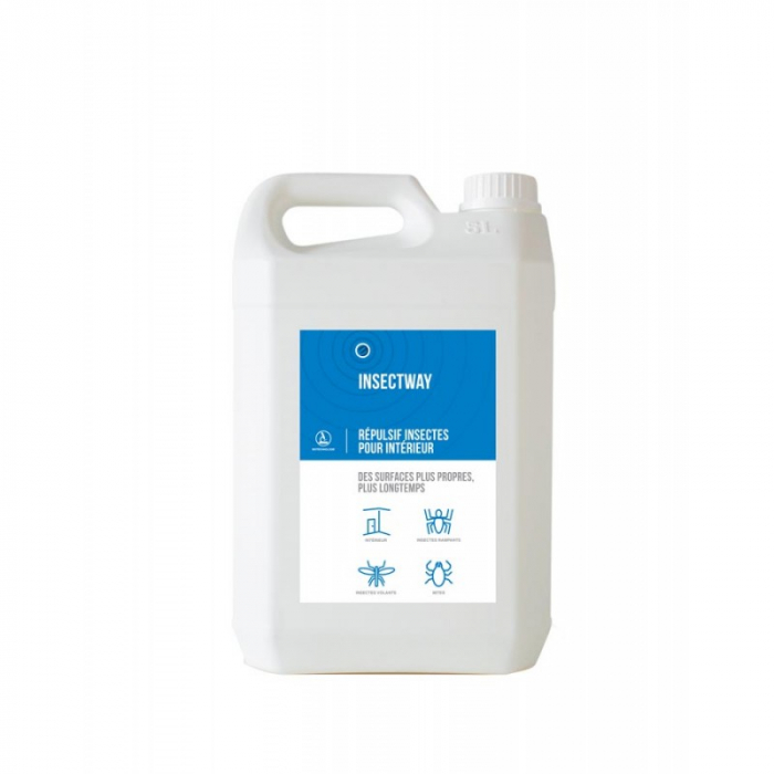 Repelent insecte, INSECTWAY, 5 L [0]
