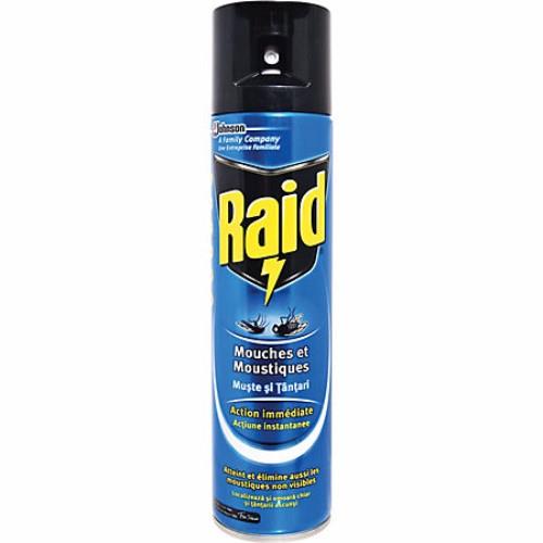 Spray pentru muste si tantari, 400 ml [0]