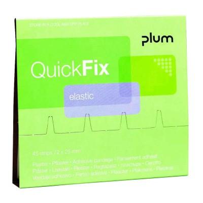 Rezerva plasturi elastici 45buc, Quick Fix Elastic 0