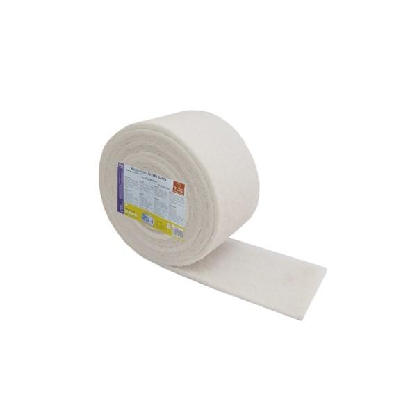 Rola fibra abraziva alba non-scratch 0