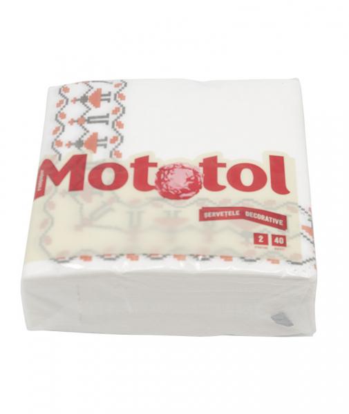 Servetele Mototol Decorative, 33x33 cm, 40 buc [0]
