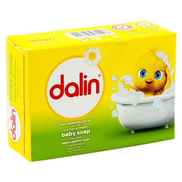 Sapun solid Dalin cu musetel, 100 gr 0
