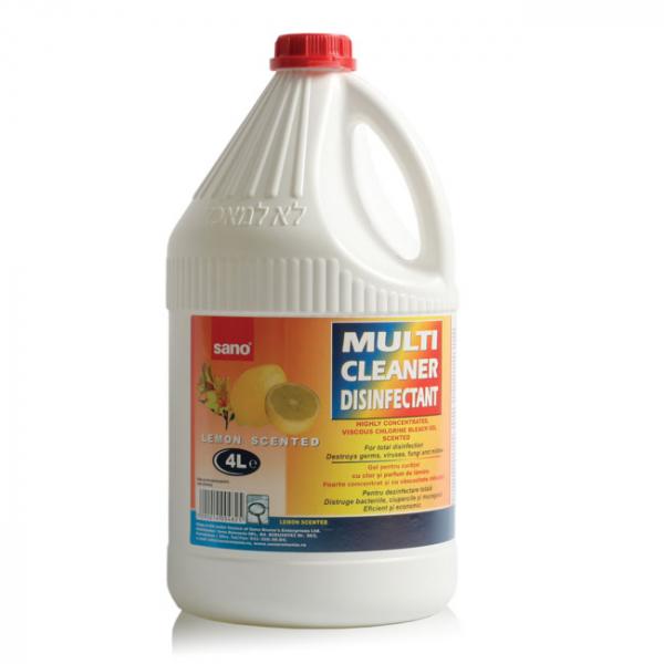 Sano, Igienizant multisuprafete, Multicleaner, 4 L [0]