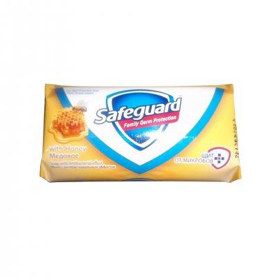 Sapun antibacterian, Honey, Safeguard, 90 g 0