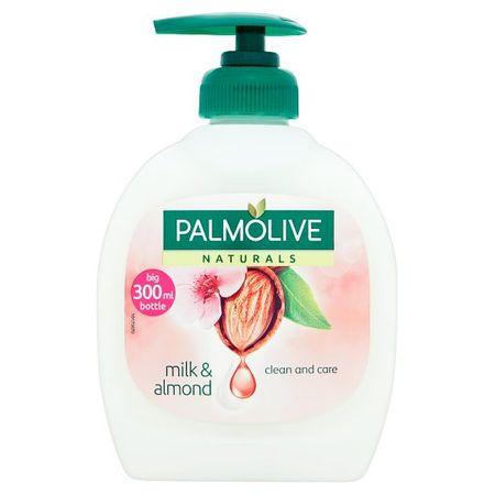 Sapun lichid Palmolive Naturals, Milk & Almond, 300 ml 0