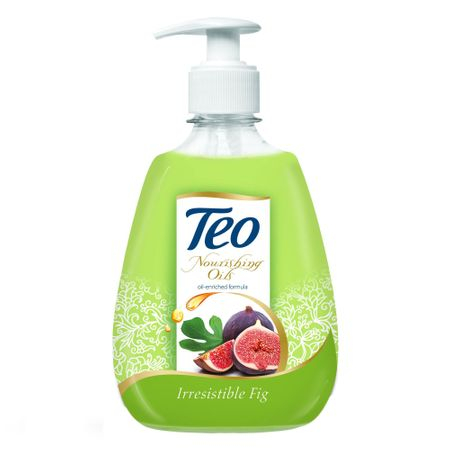 Sapun lichid Teo, Iresistible Fig, 400 ml 0